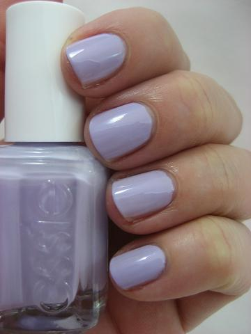 Nail polish with Essie bottle