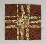 test quilt block