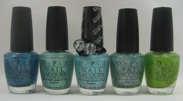 OPI polish