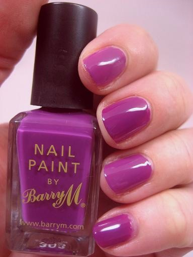 Bright Purple and Plum Perfect